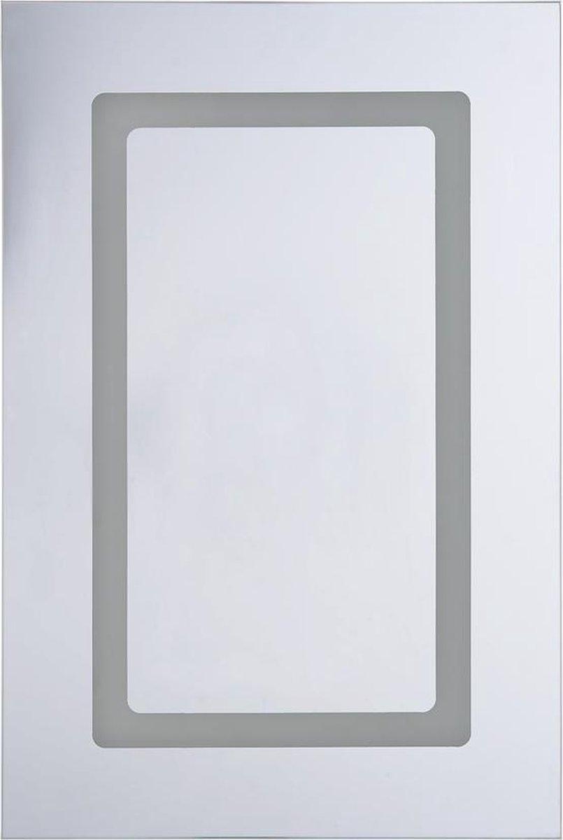 Beliani CONDOR - Badkamermeubel - Wit - Multiplex