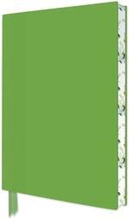 Spring Green Artisan Pocket Journal (Flame Tree Journals)