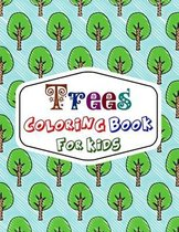 Trees Coloring Book for Kids