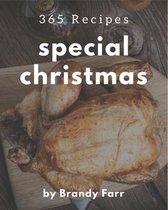 365 Special Christmas Recipes