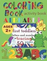 Coloring Book Alphabet