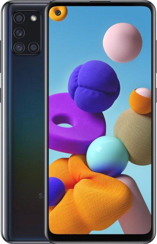 Samsung Galaxy A21s - 128GB - Zwart