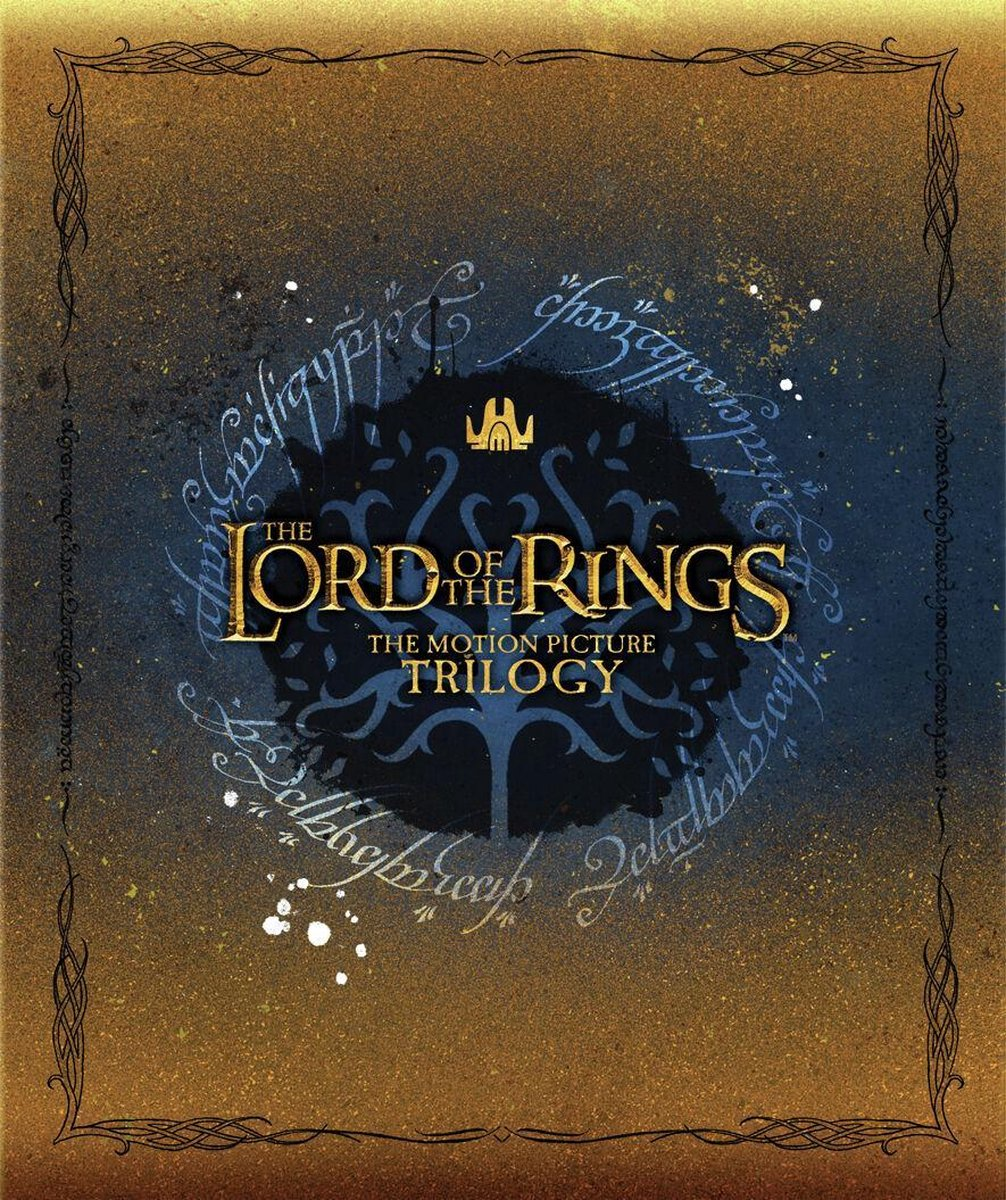 The Lord of the Rings Trilogy (Steelbook) (4K Ultra HD Blu-ray)-