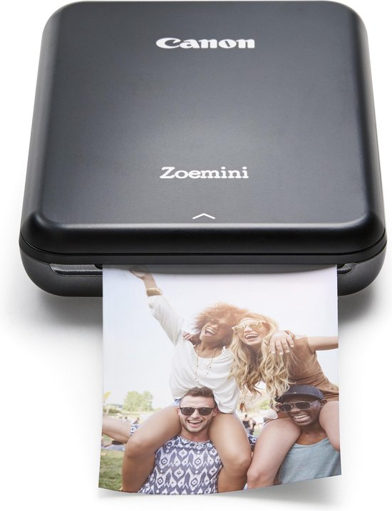 Canon Zoemini - Mobiele Fotoprinter - 30 sheets / Zwart