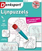 Denksport Lijnpuzzels XXL editie 49