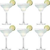 Libbey Cocktailglas Joya Margarita - 300 ml / 30 cl - 6 Stuks - Vaatwasserbestendig - Hoge kwaliteit - Elegant design - Perfect voor een cocktailfeest aan huis