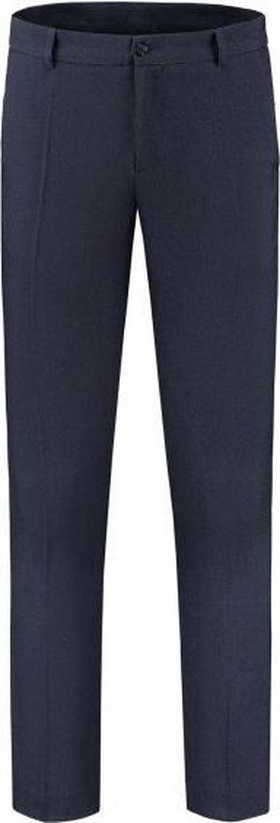 GENTS   Chino Heren   Jeans Heren slim stip blauw 0108 Maat M