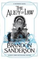 The Alloy of Law. Brandon Sanderson