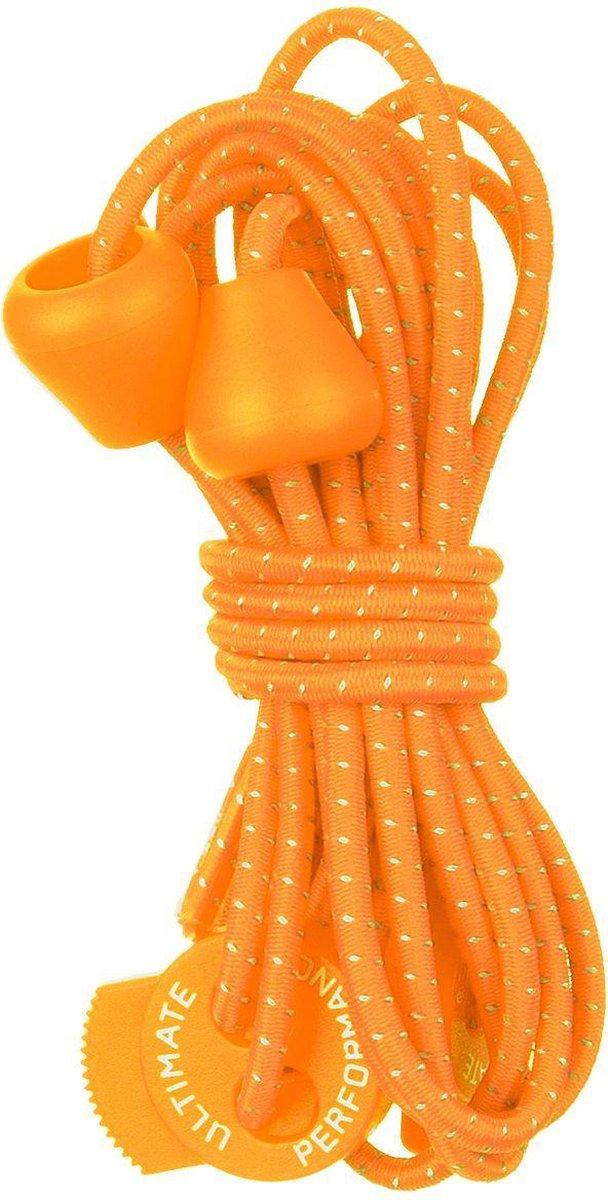 Ultimate Performance Elastische schoenveters (Oranje)