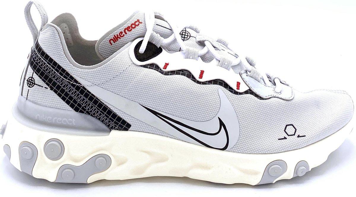 Nike React Element 55 - Sneakers/ Fitness schoenen Heren - Maat 41