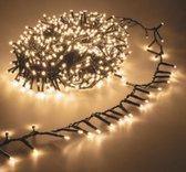 KerstXL cluster kerstverlichting - 540 LED warm wi