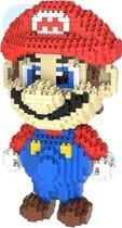 Mario Blocks | Zelfbouw | 1750 Stuks | Mario Pakket | DIY Mario | Creatieve Mario Consturctie