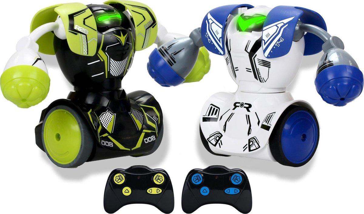 Silverlit Robo Kombat Gevechtsrobots - Duo Set