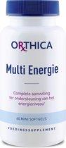 Orthica Multi Energie (multivitaminen) - 60 Mini Softgels