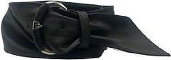 Zwarte riem - Cashmire Black  Dames riem - Broekriem Dames - Dames riem -  Dames riemen - heren riem - heren riemen - riem - riemen - Designer riem - luxe