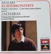 Mozart: Klavierkonzerte Nr.8 & 9