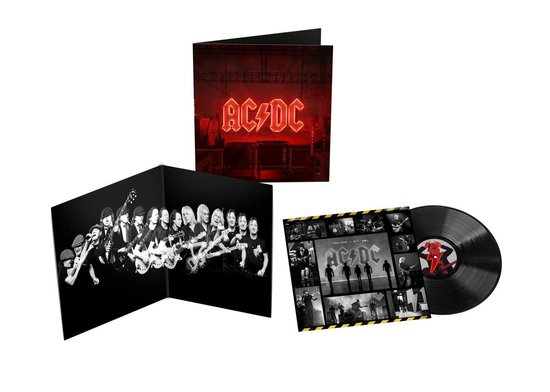 CD cover van Power Up (LP) van AC/DC