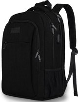 TravelMore Daily Carry XL Backpack - 17,3 inch Lap