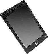 Grafische tablet voor tekenen voor kinderen – 8,5 Inch Elektronische LCD TekenTablet -Schrijftablet voor kinderen zwart
