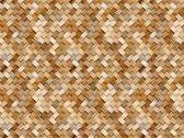 Vloerkleed vinyl | Bamboe