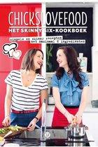 Chickslovefood 2 -   Het skinny six - kookboek