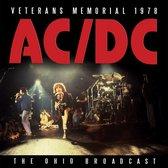 CD cover van Veterans Memorial 1978 van AC/DC