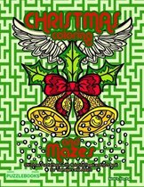 Christmas Coloring and Mazes