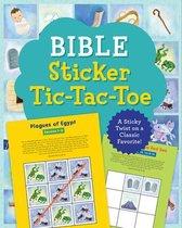 Bible Sticker Tic-Tac-Toe