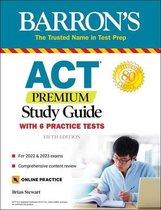 ACT Premium Study Guide