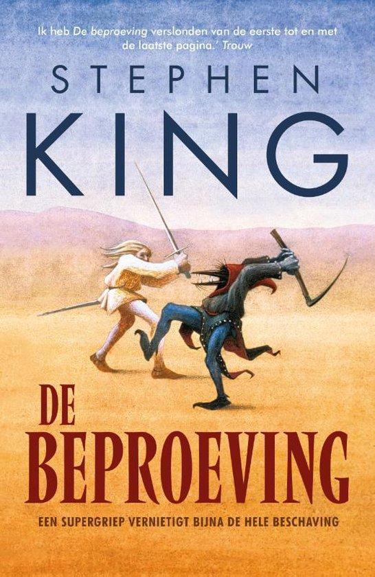 Boek cover De Beproeving van Stephen King (Paperback)