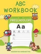 ABC Workbook for Preschoolers