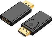 MaxVision's Displayport naar HDMI adapter