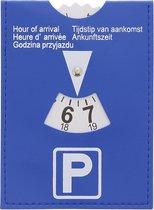Parkeerschijf - afmeting 11 x 15 cm