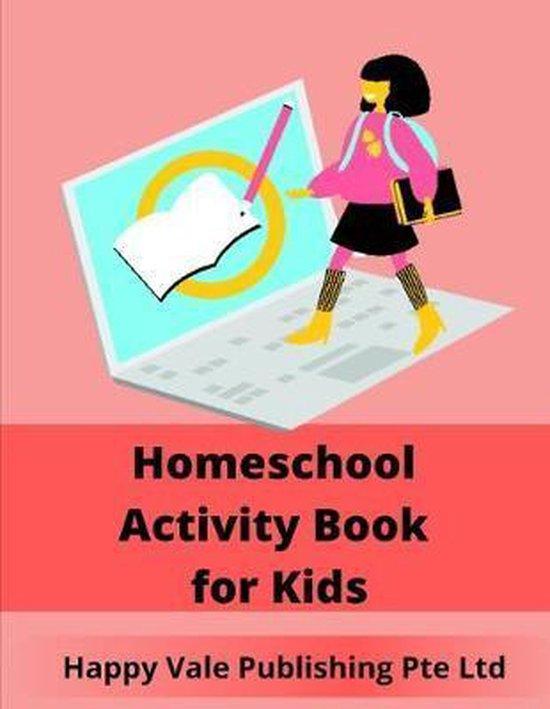 Homeschool Activity Book for Kids