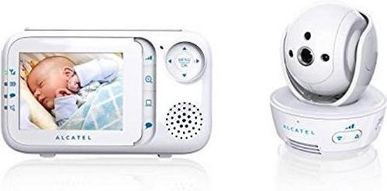 """Baby Monitor Alcatel Y LINK 710 2,8"""" LCD PURESOUND Wit"""
