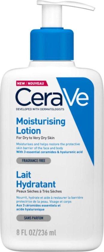 CeraVe Moisturising Lotion 236 ml - hydraterend - skin care