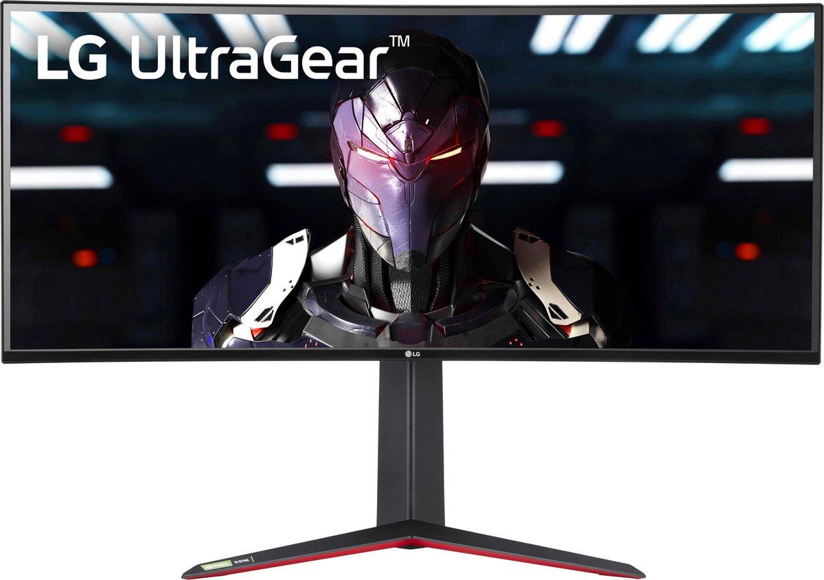 LG 34GN850 Ultragear  – QHD Nano IPS Gaming Monitor – 144Hz – 34 inch