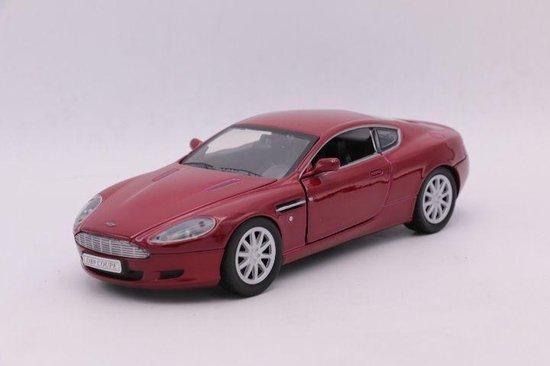 Aston Martin DB9 Coupe Red Metallic