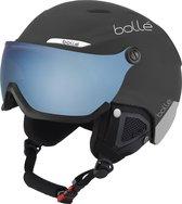 Bollé B-Yond Visor Unisex - Black & Grey - Maat 58-61 cm