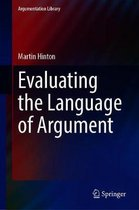 Evaluating the Language of Argument