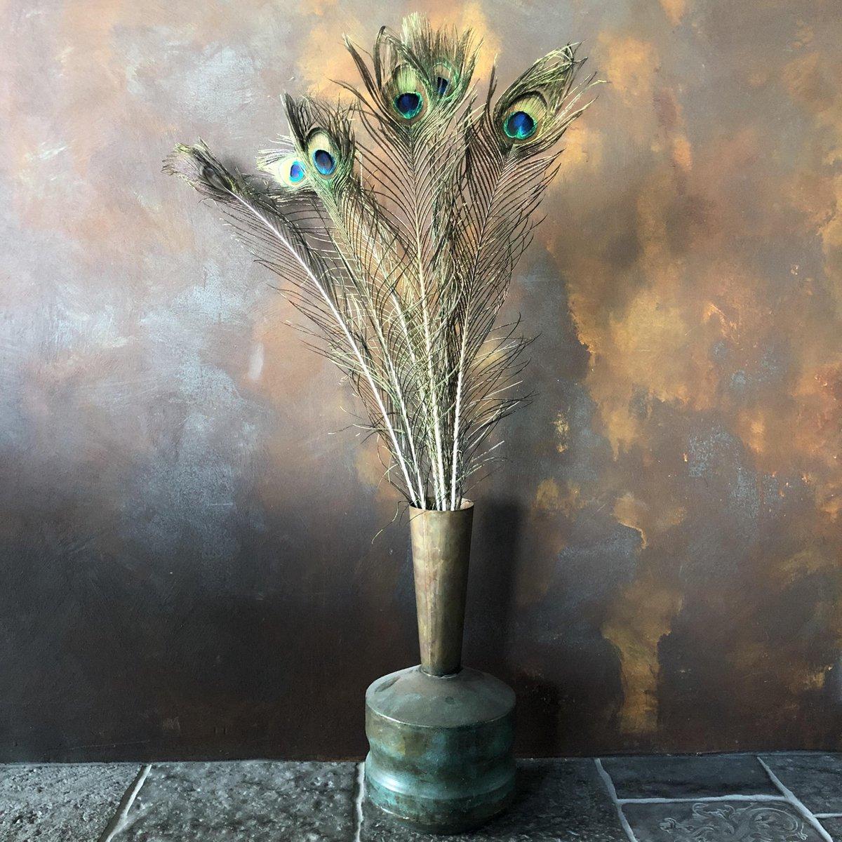 Pauwenveren 100 cm   10 stuks pauw veren   Droogbloemen   BloomitUp