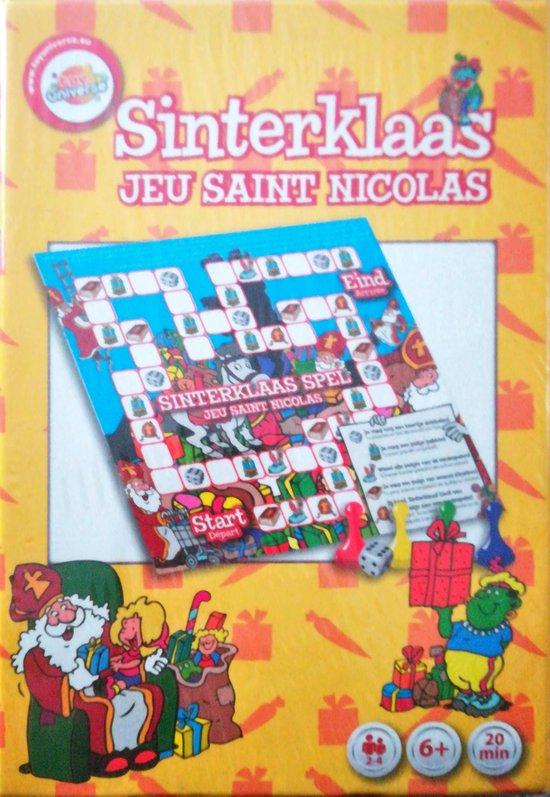 Sinterklaas pakjesspel pakjesavond