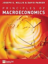 Boek cover Principles of Macroeconomics van Joseph Nellis
