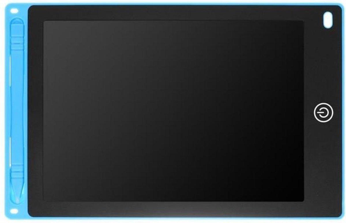 Grafische tablet voor tekenen voor kinderen - 8,5 Inch Elektronische LCD TekenTablet -Schrijftablet voor kinderen Blauw