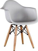 Kinder kuipstoel   Kinderstoel kuip   Grijs