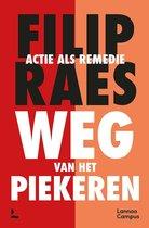 Boek cover Weg van het piekeren van Filip Raes