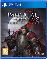 Immortal Realms - Vampire Wars - PS4