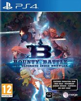 Bounty Battle The Ultimate Indie Brawler PS4