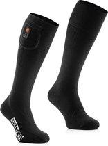 Elektrisch Verwarmde sokken met oplaadbare accu | Maat: 35-38 | Unisex | Zwart