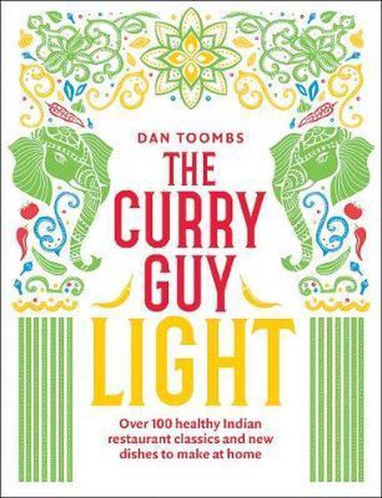 Boek cover The Curry Guy Light van Dan Toombs (Hardcover)